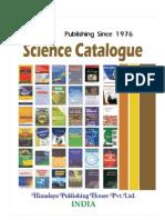 Science Catalgoue