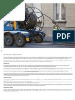 Fibre Optic Cable Handling Procedures