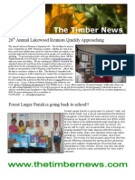 The Timber News! -- September 2010