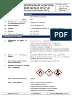 For.qsm.027 FISPQ-Etanol Hidratado Combustivel