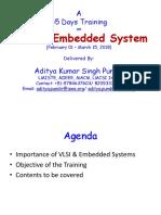 VLSI & Embedded System