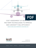 ICCT Aircraft Fuel Efficiency Cost Assessment_final_09272016