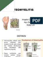 Ppt Osteomilitis - Copy