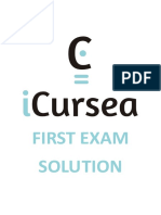 01. Icursea and Examination f - Key