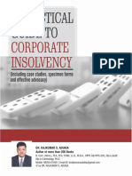 A Practical Guide to Insolvency