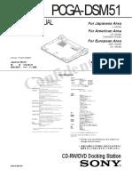 Docstation Sony