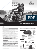 Scalarider q2 Multiset Pro Manual Spanish