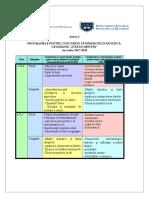 Programa Stefan Hepites 2017-2018