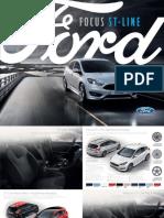 Katalog Focus ST Line