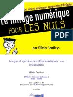 Filtrage Pour Les Nuls