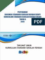 1. Taklimat Umum KSSR Tahun 6 2015