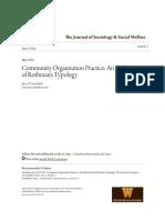 Community Organization Practice_ an Elaboration of Rothmans Typo