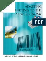Adapting Marketing to the New Economy