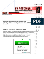 BAKERY BUSINESS PLAN IN NIGERIA.pdf