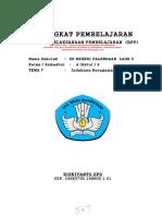 6. RPP Kelas 4 Tema 7 - Indahnya Negeriku.doc