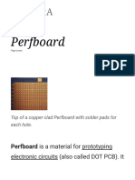 Perf Board