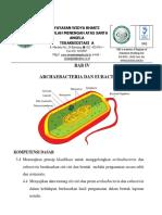 Modul Archaebacteria Dan Eubacteria