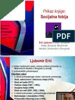 Socijalna fobija - prezentacija