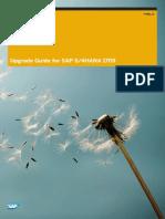 Upgrade Guide for SAP S4HANA 1709