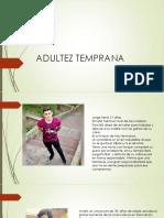 Adultez Temprana (1)