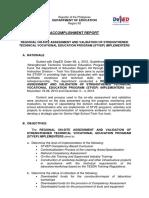 Accomplishment (STVEP on-Site Assessment).Doc Part2