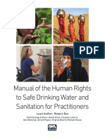 Water as Human Right