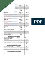 Metrado de Cargas Estructuracion TARRILLO