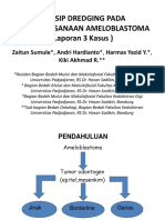Copy of Prinsip Dredging Pada Ameloblastoma