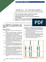 Cap 5 - Herencia Autosomica
