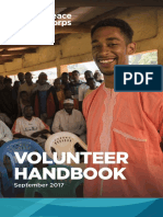 Peace Corps Volunteer Handbook 2017 pp.66