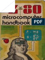 1980 Livro the Z80 Microcomputer Handbook
