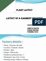 Plant Layout(Amrita)