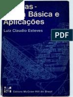 1981 Livro Antenas Teoria Basica e Aplicacoes Esteves