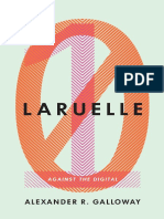(Posthumanities) Alexander R. Galloway-Laruelle_ Against the Digital-Univ Of Minnesota Press (2014).pdf