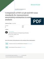 ComparisonofISO21748andISO11352standardsformeasurementuncertaintyestimationinwateranalysis.pdf