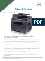 Printer Dell 2335dn