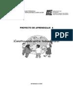 Proyecto Aprendizaje 1A 2010