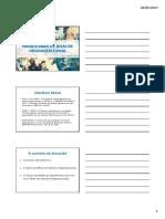 Paradigmas de Análise Organizacional