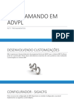 Pontos de Entrada com ADVPL