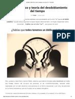 DOBLE CUANTICO ¡Cómo Contactar Con Tu Otro YO! - Triskelate
