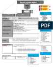 Daily Lesson Plan - Form 1