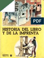 Historia del Libro y de la Imprenta A Diaz Plaja Ed Teide 1971.pdf