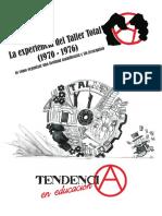T.A.E. - La experiencia del Taller Total.pdf