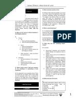 Legal and Judicial Ethics Proper, Index, Biblio (2)