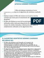 EL ALGORITMO ADAPTATIVO MINIMO CUADRADO RECURSIVO RLS (1).ppt