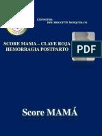 HEMORRAGIA-POSTPARTO