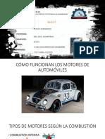 Motores de Automóviles