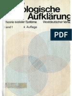 LUHMANN, Niklas - Soziologische Aufklarung 1.pdf
