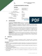 FCE Administ. Estadística Aplicada 2017 II L. Edwin