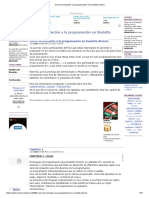 Programación en Roulette Xtreme